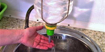 Как сделать рукомойник для дачи своими руками