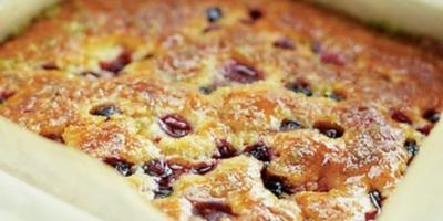 "Мои ""летние"" пироги с ягодами"