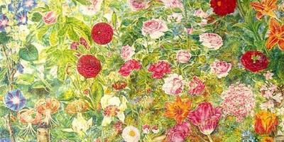 """""""Картина маслом"""" или мой органический огород в конце июля. Выводы"""