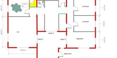 Посоветуйте, как организовать вход в дом