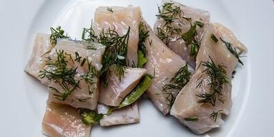Как засолить рыбу, или Самая любимая русская еда!