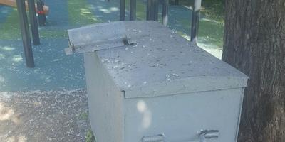 Стоит ли на даче ставить железный ящик?