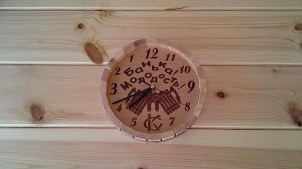 Банные часы
