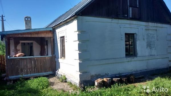 Домик в деревне, который мы купили....