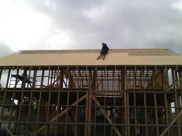 Крыша