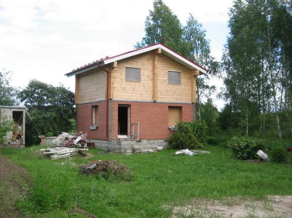 Мой дом на даче