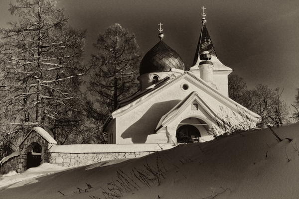 Троицкая церковь в Бёхово