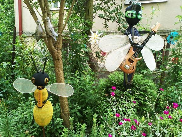 Садовые музыканты