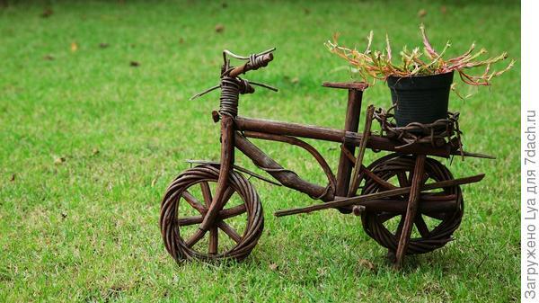 Поделки из велосипедов