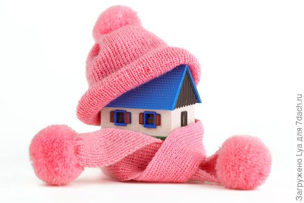 Утепление дома