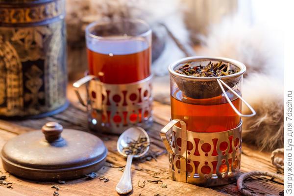 Чашка горячего чая — давно проверенный, простой и приятный способ согреться в холода