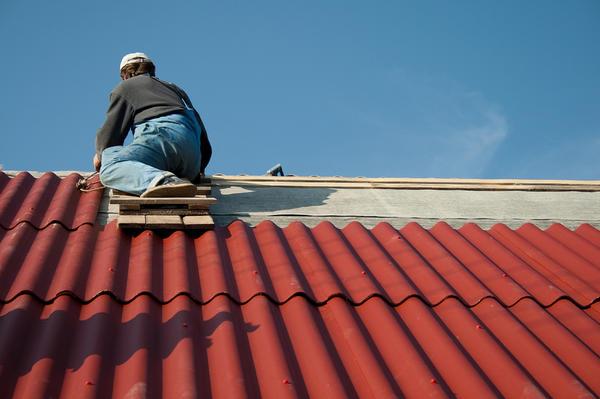 Строим крышу своими руками.