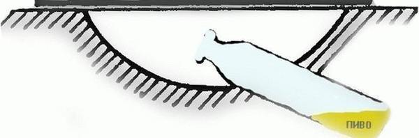 Пивная ловушка для медведки. Фото с сайта voldik.com
