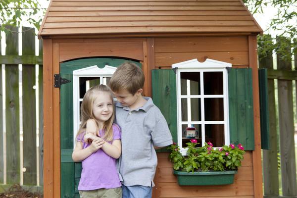 Постройте детский домик своими руками