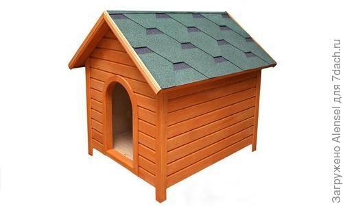 Простой деревянный домик для детей 2-6 лет