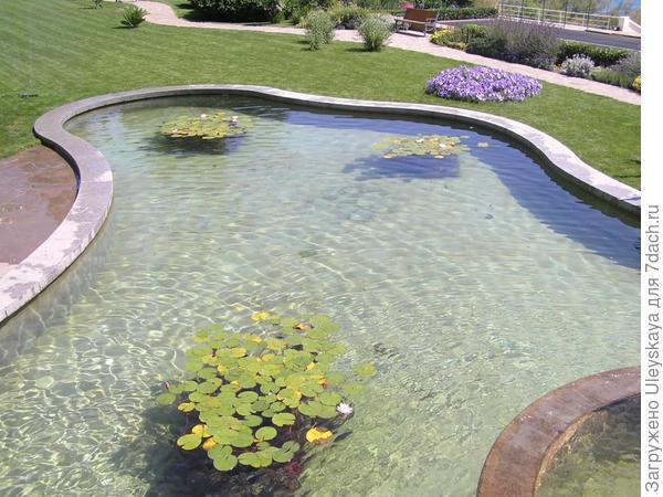 Парк в романтическом стиле на берегах Тавриды