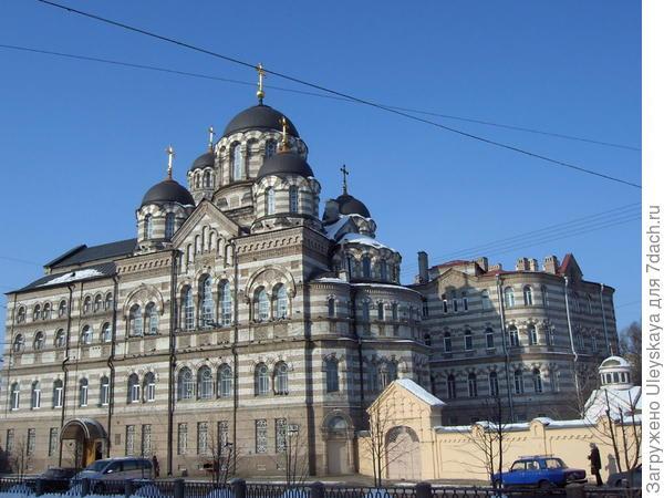 Свято-Иоанновский женский монастырь, Санкт-Петербург