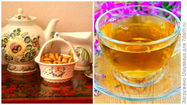 К чаю, чай с иван-чаем, фото сайта ivanchaj.ru