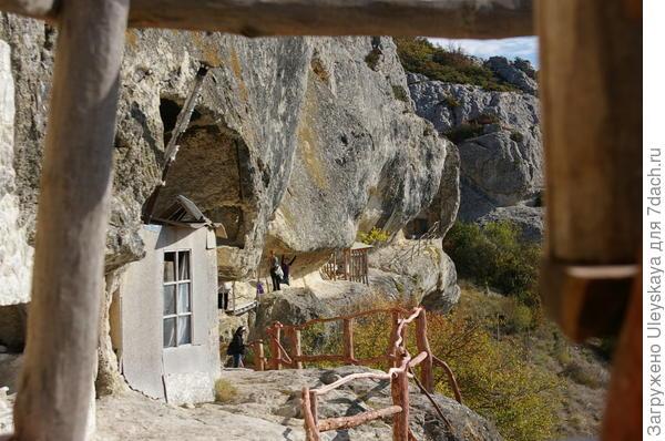 Фрагмент монастыря