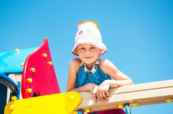 Все сооружения на детской площадке должны быть надежными и прочными