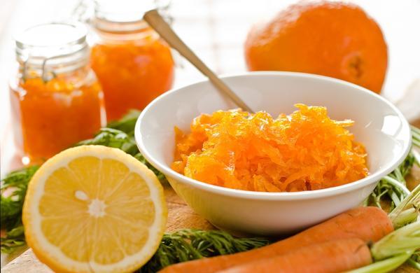 Как приготовить морковный джем с кардамоном