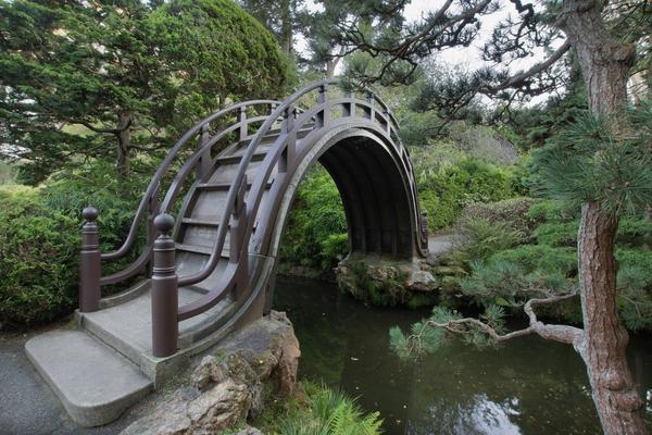 Эффектный и выразительный мост