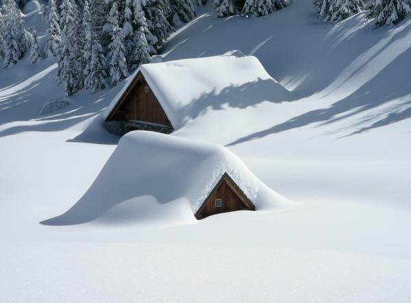 Какова оптимальная высота снежного покрова?