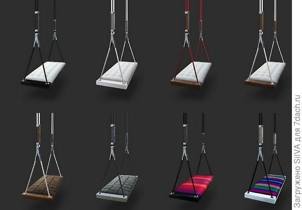 подвесные сидения одной знаменитой фирмы