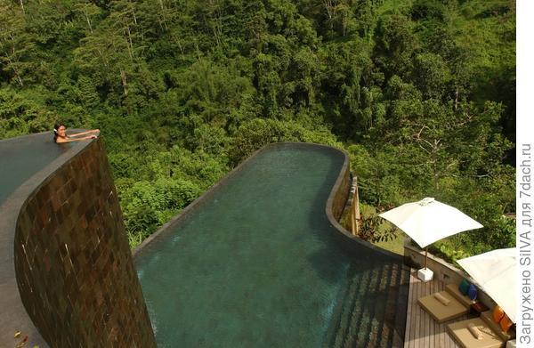 Бассейн Hanging Gardens, Бали