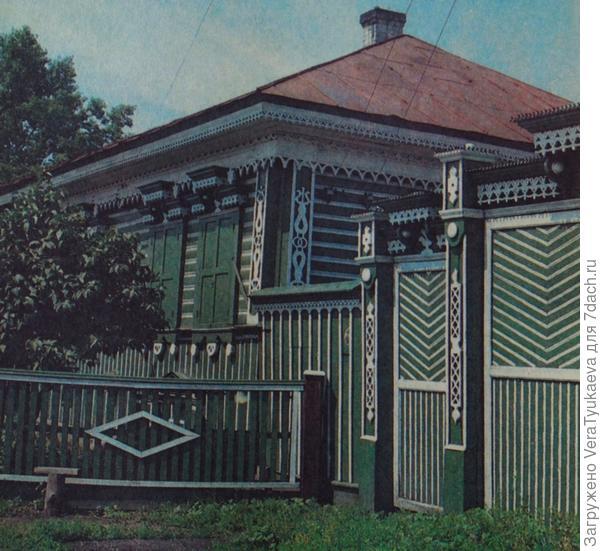 Дом Фролова в Бийске.