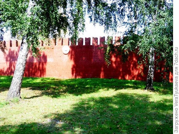 Кремлевская стена.
