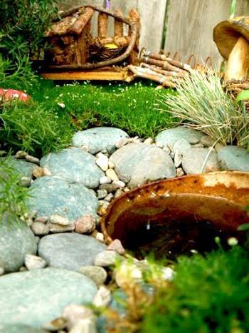 Волшебный сад