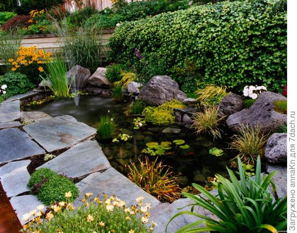 Сенсорный сад