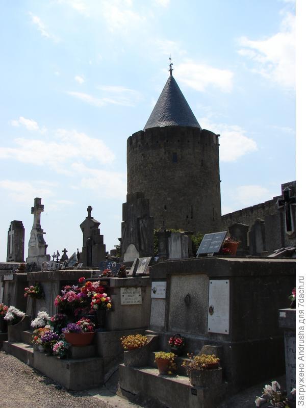 Кладбище Каркассона