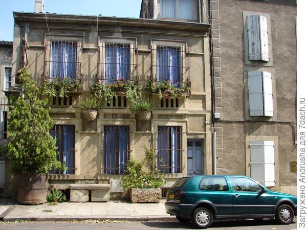Французские балкончики