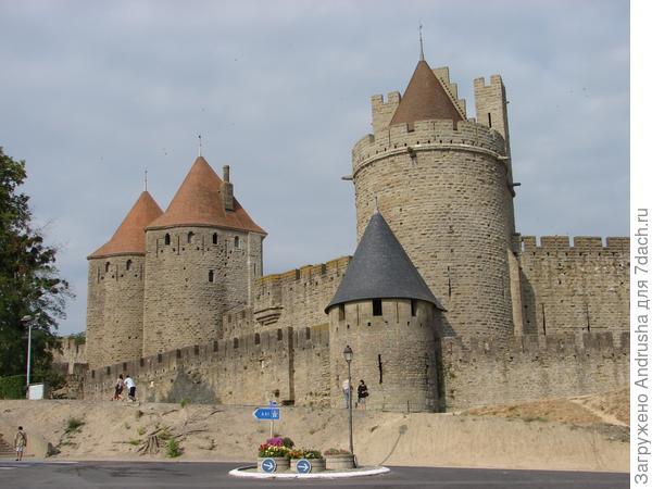 Крепость с замком Ситэ