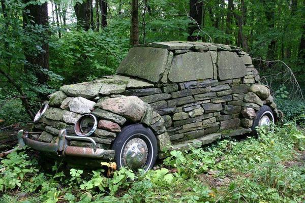 Каменная машина, фото с сайта spletnik.ru