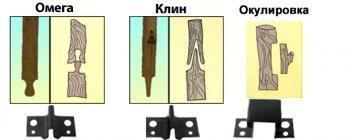 Виды ножей к прививочному секатору, фото с сайта melitopol.all.biz