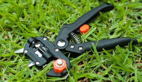 Прививочный секатор, фото с сайта grafting-tool.com