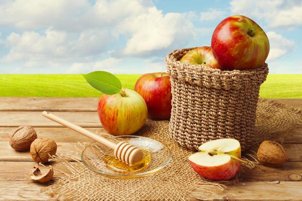 Медово-яблочный Спас