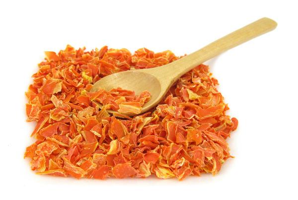 Сушёная морковь — вкусная и полезная заготовка
