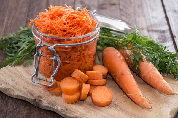 Трудно представить себе наш стол без моркови