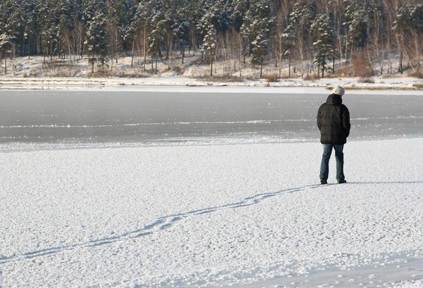 Никакие правила не помогут тому, кто полез на самый первый лед в ноябре, не выждав хотя бы неделю