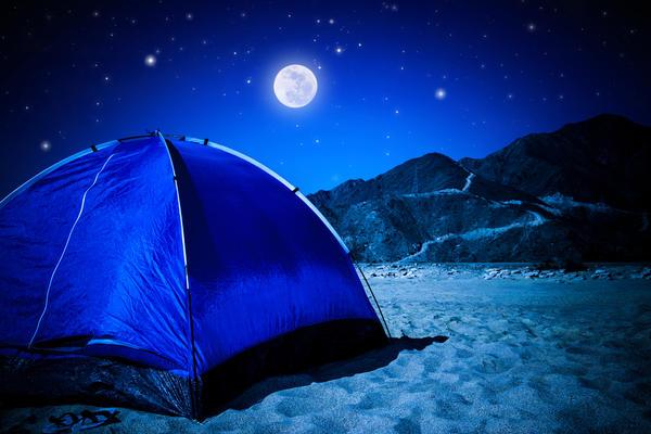 Зимняя ночевка требует знаний