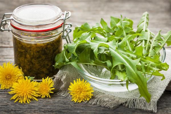 Китайская медицина рекомендует каждую весну и осень не меньше месяца  ежедневно использовать в пищу одуванчики