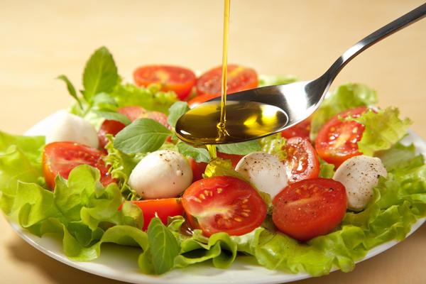 Подсолнечное масло для кулинарных шедевров
