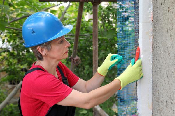 Как утеплить стены своими руками с помощью пенопласта