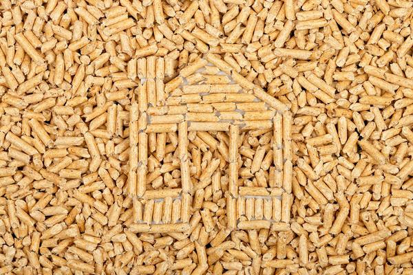 Главный минус пеллетного отопления - высокая стоимость пеллетных горелок