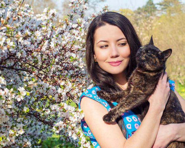 Грациозные кошки всегда считались символом женственности и независимости
