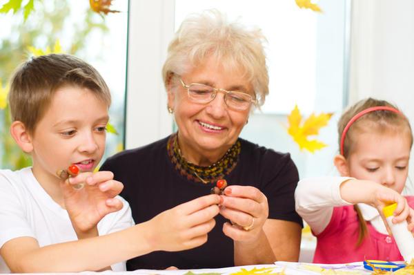 Творите сами и привлекайте к процессу детей или внуков